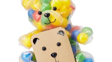 多功能抱抱小熊
