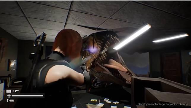 เผยวิดีโอเกมเพลย์ Dino Crisis ฉบับ Fanmade พัฒนาด้วย Unreal Engine 4