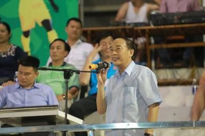 Ý nghĩa tên gọi đội bóng Sông Lam Nghệ An