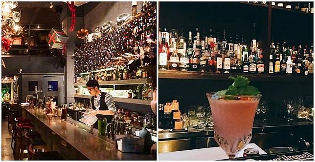 星期五晚上約這裡~台北特色酒吧,光氛圍就讓人迷醉