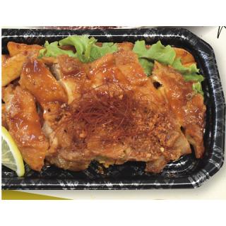 辛うまっ!韓国風辛味チキン