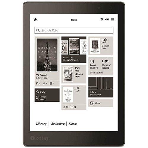 日本 樂天 Kobo Aura One 7.8 吋電子書閱讀器 電子書籍 平板 日本必買。美體與保健人氣店家Metis的日本必買人氣品牌、kobo電子書有最棒的商品。快到日本NO.1的Rakuten樂