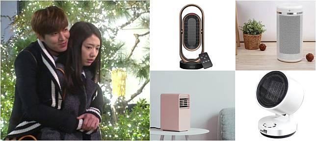 心冷冷沒人取暖?盤點10大取代男友外套的超夯電暖器