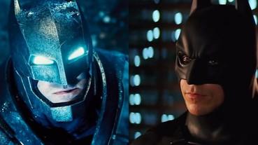 對超人還不夠看 《蝙蝠俠對蝙蝠俠》預告曝光!