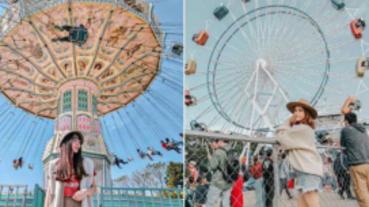 網美最愛主題樂園到桃園青埔了 9月19日正式開園