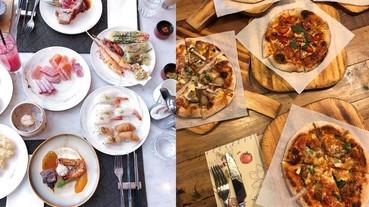 吃貨們的天堂~精緻又美味的「吃到飽餐廳」