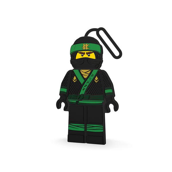 【LEGO】忍者電影 勞埃德忍者行李吊牌