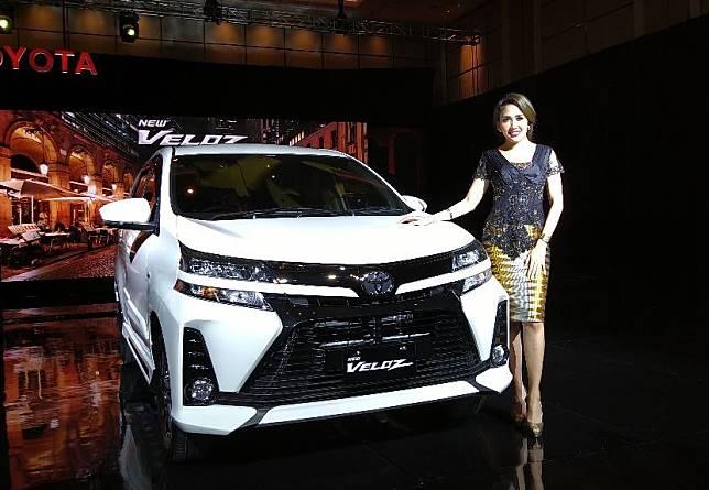 Ilustrasi Toyota Avanza