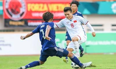 CLIP: Nhìn lại những lần đối đầu giữa Việt Nam vs Nhật Bản