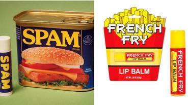 你知道「炸薯條護唇膏」是啥味道嗎? 6 款「好好吃」護唇膏,減肥中的你來一支吧!