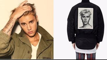 紐約潮服品牌和 Justin Bieber 破天荒聯名,「把小賈印在身上!」