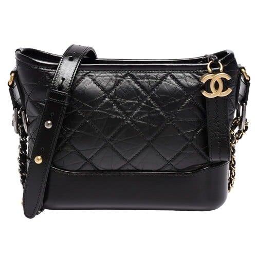 【Go時尚】Chanel gabrielle Hobo Small 流浪包 肩背包 香奈兒 斜背包