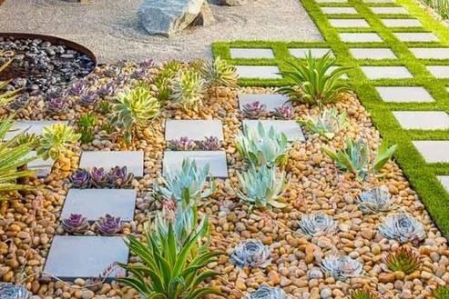 5 Inspirasi Model Taman Kecil Depan Rumah Nggak Perlu Lahan Besar Dekoruma Com Line Today