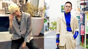 街頭人士都在穿的西裝外套,運用「3 種單品」混搭時髦的紳士魅力