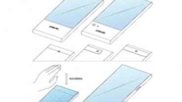 三星申請新專利,未來可能推出螢幕從正面「延伸」到背面的手機