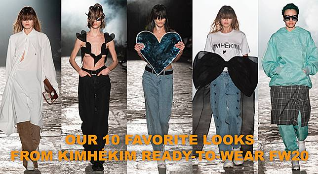 OUR 10 FAVORITE LOOKS FROM