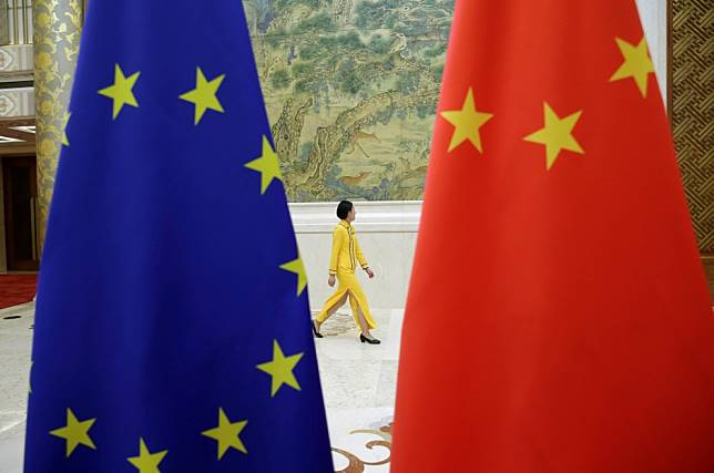 China-EU investment treaty talks 'better than expected' as Beijing woos US allies