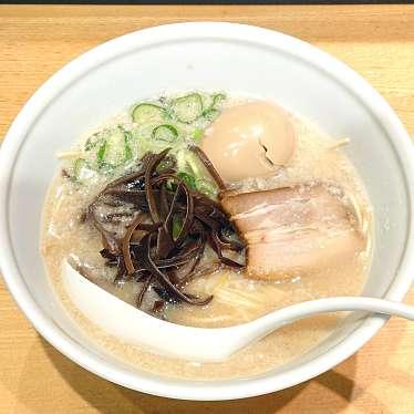 TOKYO豚骨BASE ペリエ海浜幕張店のundefinedに実際訪問訪問したユーザーunknownさんが新しく投稿した新着口コミの写真
