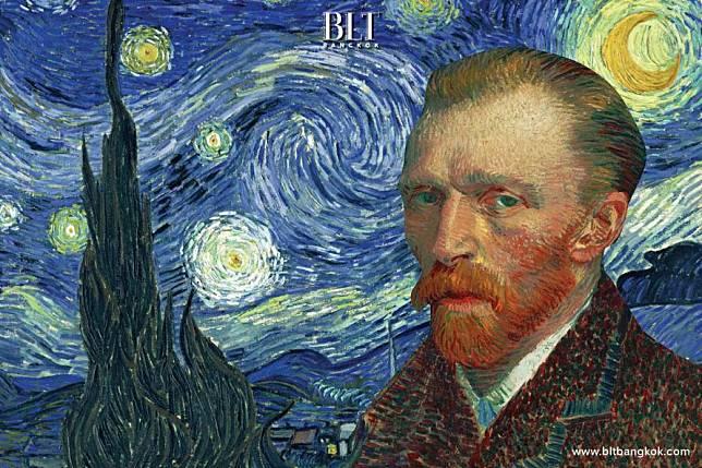 """ทำความรู้จักกับ วินเซนต์ แวน โก๊ะ เพื่อเตรียมพร้อมก่อนไปงาน """"Van Gogh Life and Art"""""""