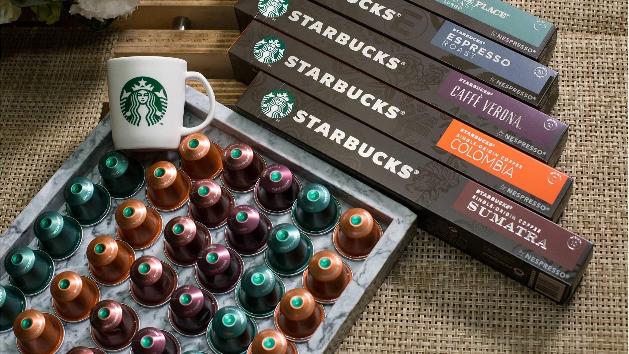 在家自煮 Starbucks!星巴克咖啡膠囊一杯只要 20元