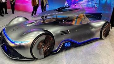 2020 世界新車大展,電動車大集合!
