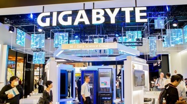 GIGABYTE Computex 2018 展場巡禮,多樣產品更新和跨足記憶體、SSD 市場