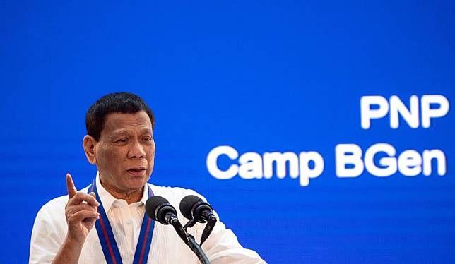 Duterte heads to Beijing on tide of Philippine dissent over 'meek and humble' South China Sea policy