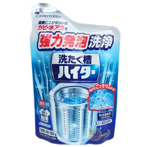 花王kao 強力發泡洗衣槽清潔粉 180g 樂購RAGO 日本製