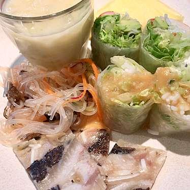 実際訪問したユーザーが直接撮影して投稿した新宿ベトナム料理バインセオサイゴン 新宿店の写真