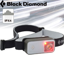 【Black Diamond 美國 Ion 觸碰式頭燈 白】620615/頭燈/登山/露營/防水頭燈★滿額送