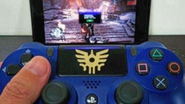 帶著你的PS4手把用ZenFone6走到哪玩到哪吧!!