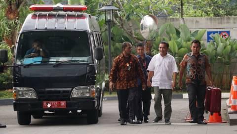 Gubernur Aceh Irwandi Yusuf Resmi Huni Lapas Sukamiskin Bandung