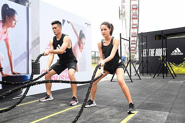 闊別香港兩年的adidas Sports Base明日再度回歸中環海濱活動空間。