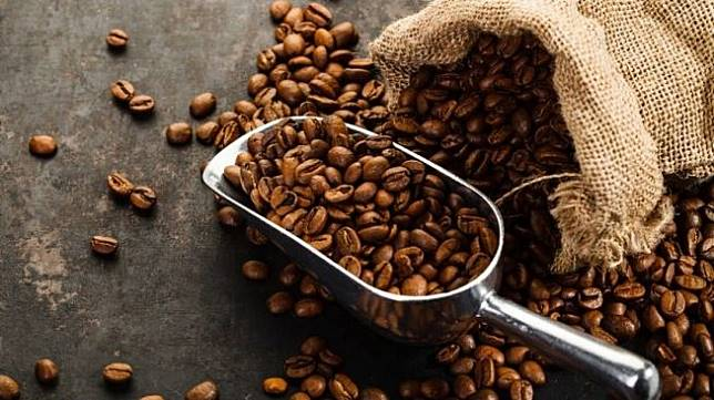 Ilustrasi kopi. (Sumber: Shutterstock)