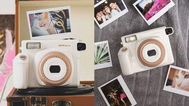 富士Fujifilm推「太妃糖奶茶色」拍立得Instax WIDE 300! 3大亮點真的讓人失心瘋
