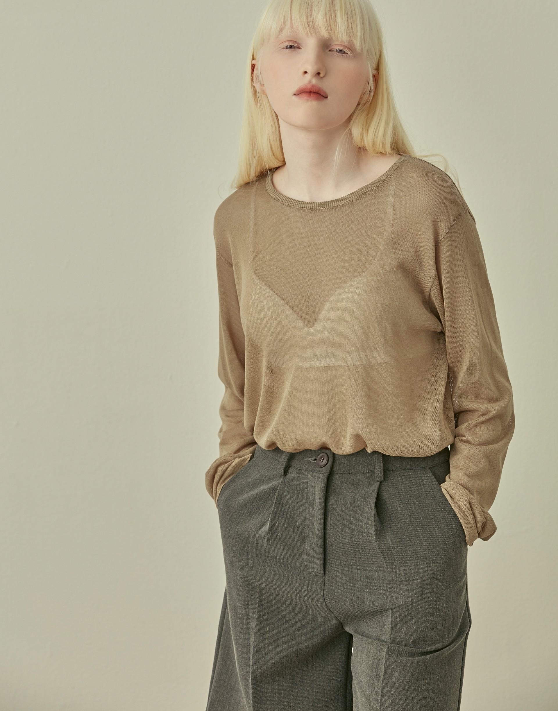 彈性:微彈 舒適紗質面料、簡約設計、簡單百搭