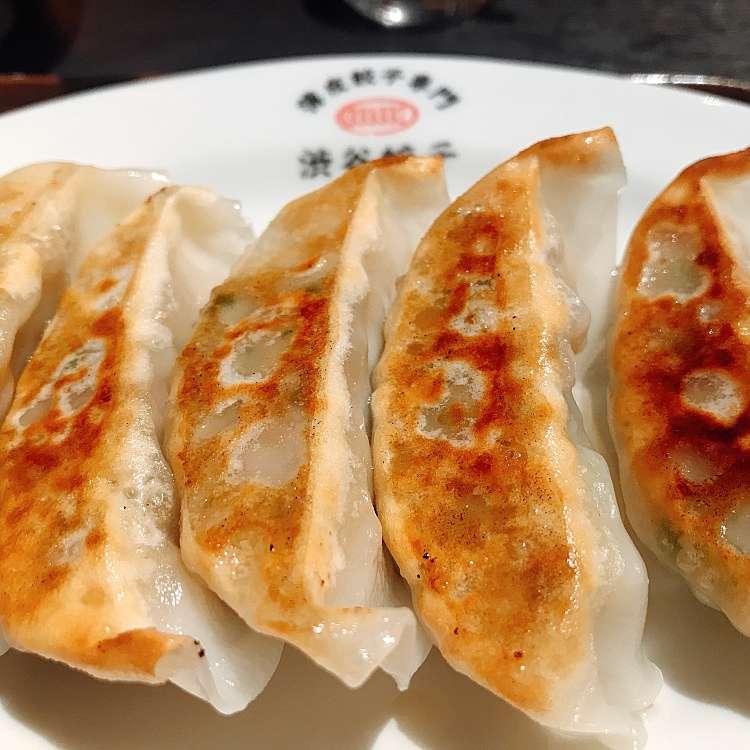 新宿区周辺で多くのユーザーに人気が高い餃子渋谷餃子 新宿西口店の日替定食の写真