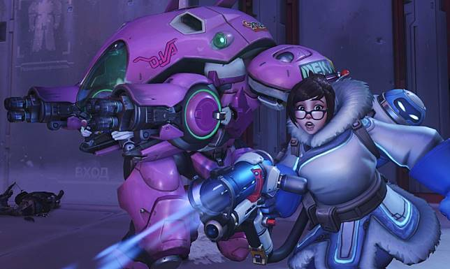 Overwatch wins China lawsuit over game clones
