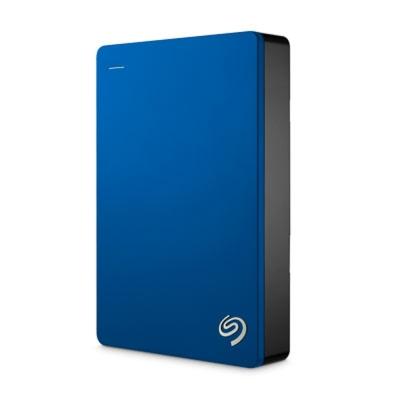 Backup Plus 5TB 2.5吋外接式硬碟,藍色USB3.0三年保固