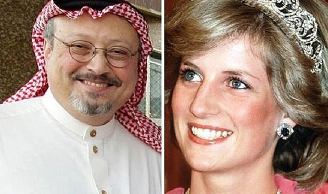 Jurnalis Jamal Khashoggi yang Diduga Dibunuh Ternyata Punya 'Koneksi Rahasia' dengan Putri Diana, Ini Uraiannya