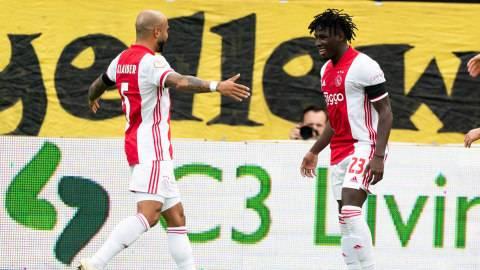 Ajax Amsterdam Juara Liga Belanda 2020/21