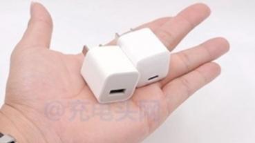 疑似 iPhone 11 充電器流出,改用 USB-C 接孔但充電速度依然悲劇