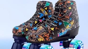 2020炎夏溜冰體驗!溜冰場必備的新手溜冰裝備