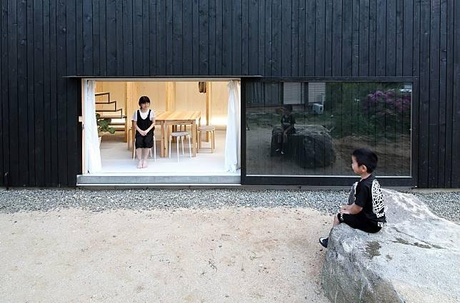 T Noie, Jepang, oleh Katsutoshi Sasaki + Associates