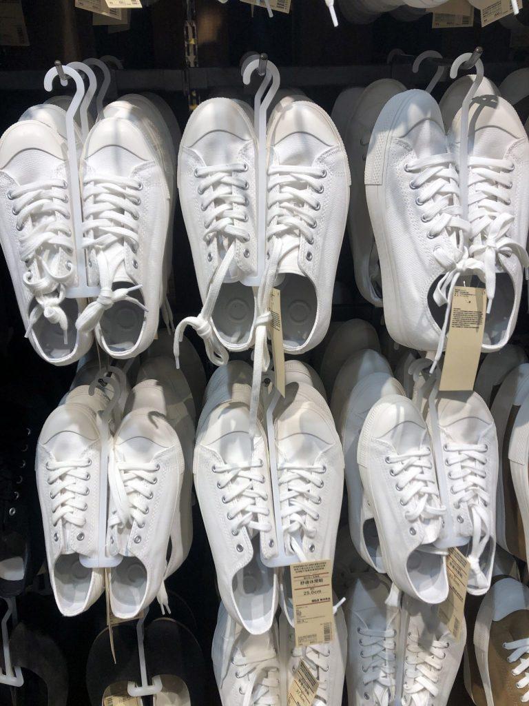 Muji 舒適休閒鞋