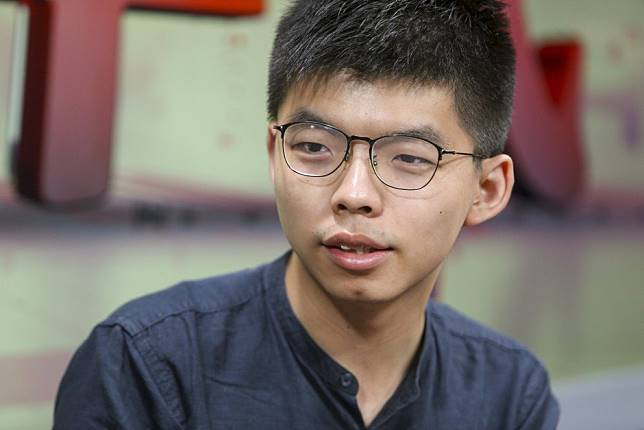 Dialogue with Hong Kong government over extradition bill 'not realistic', Joshua Wong and fellow student leader say