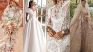 夢幻婚紗品牌推薦~走上紅毯那天,穿上這件許下誓言