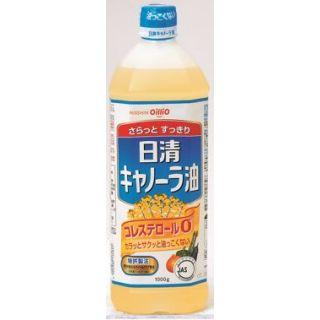 日清 キャノーラ油