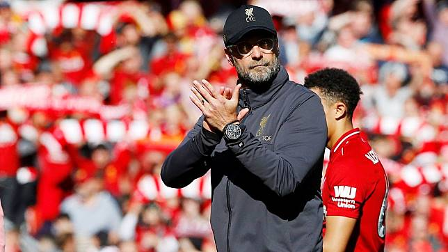 Klopp Ingin Jadikan Kandang Liverpool Bagaikan Benteng