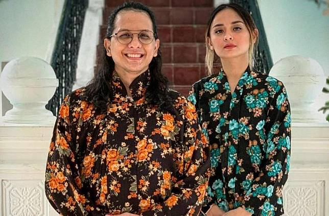 Raditya Oloan dan Joanna Alexandra (Instagram/@radityaoloan)